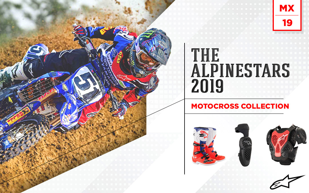 Alpinestars Announces Their First-Ever Off-Road helmet