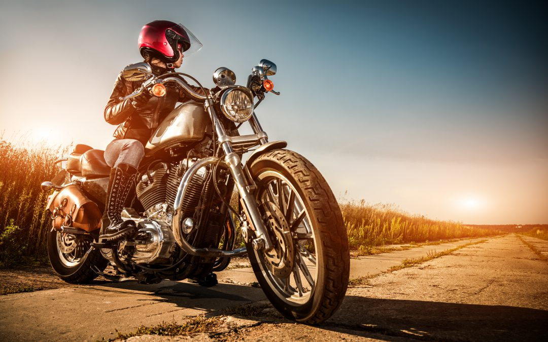 The History of Women in Riding Motorcycles