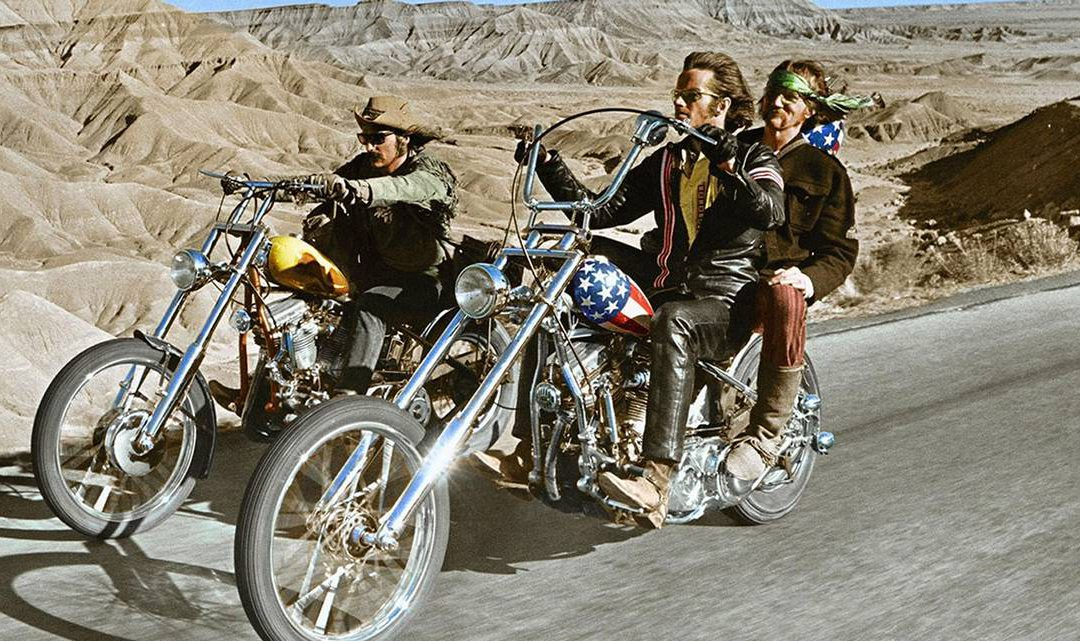 Easy Riders 50th Anniversary – The Legacy