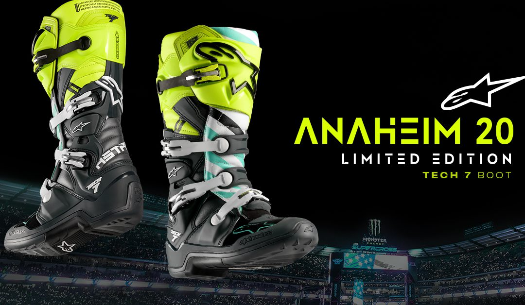 Alpinestars Limited Edition Anaheim 20 Collection