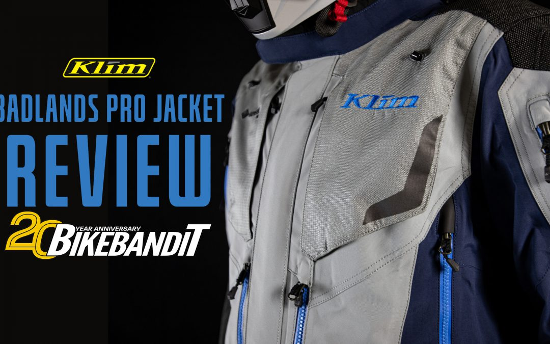 Klim Badlands Pro Dual-Sport Jacket Review
