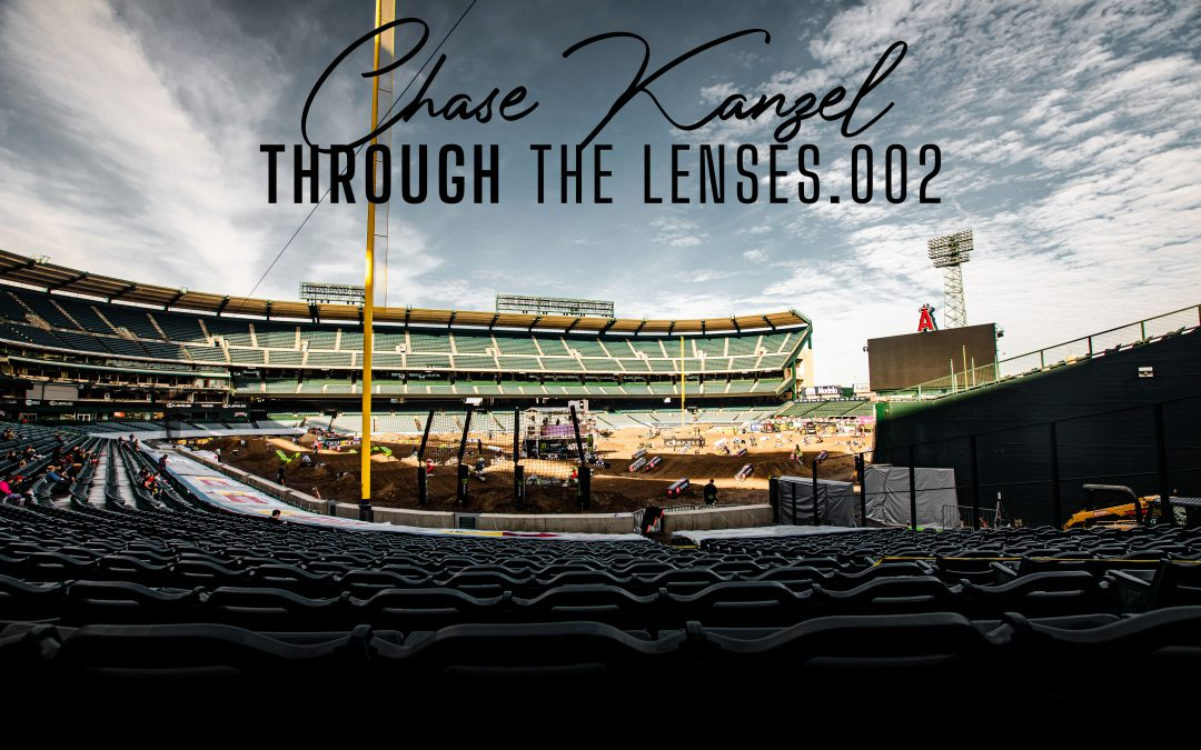 Through the Lenses.002 // Chase Kanzel – Supercross Futures
