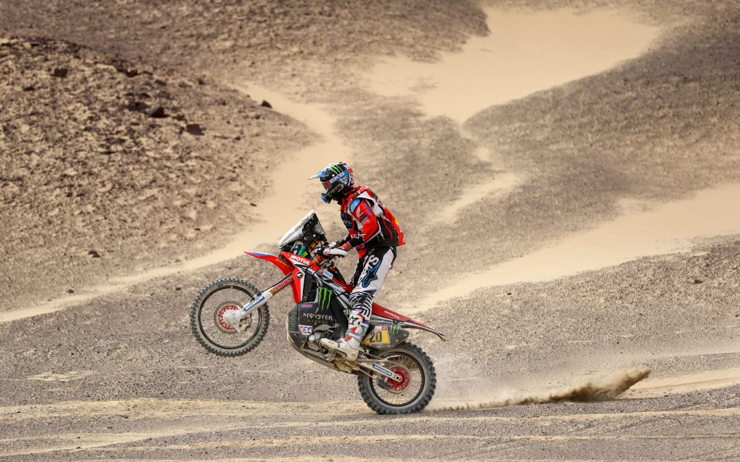 Dakar Rally Stage 3 Update: Brabec, Currie, & Price