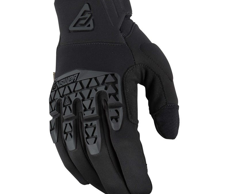 Answer AR5 OPS Off Road Gloves: A Great Choice for UTV Driving