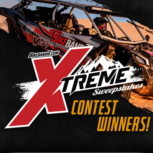Xtreme Sweepstakes Winners Announced