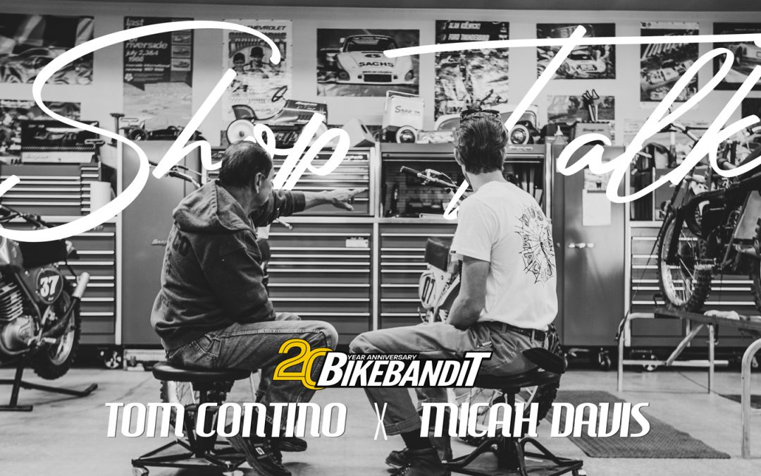 Shop Talk: Tom Contino and Micah Davis | BikeBandit.com