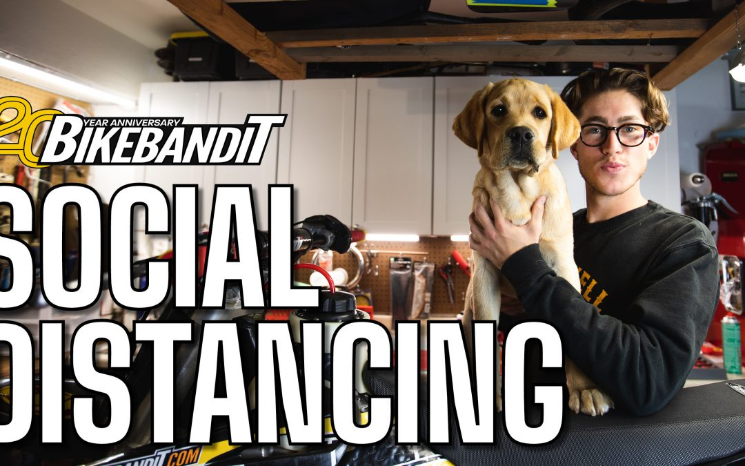 Motorcycle Maintenance: 5 Things To Do To Your Bike During Social Distancing