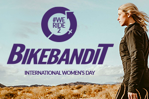 Women Motorcycle Riders: WE RIDE TOO International Women's Day 2020