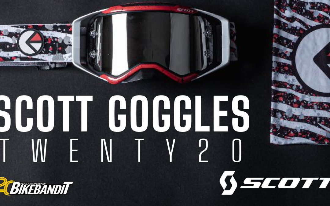 SCOTT Fury Goggles 2020