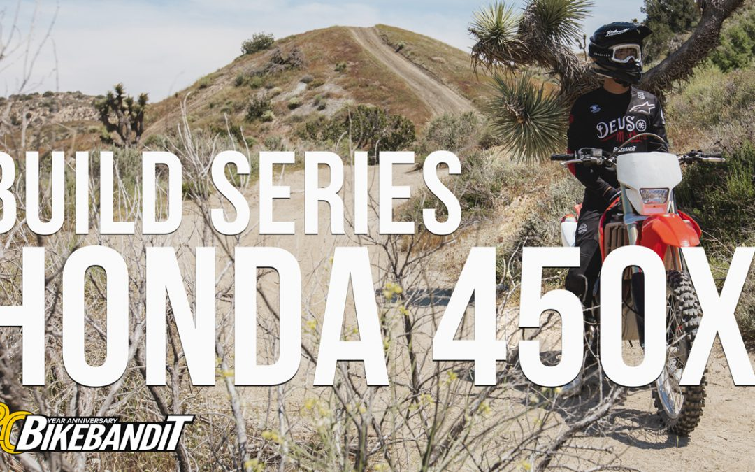 HONDA 450X DREAM BUILD SERIES: Part I | First Ride & Impressions