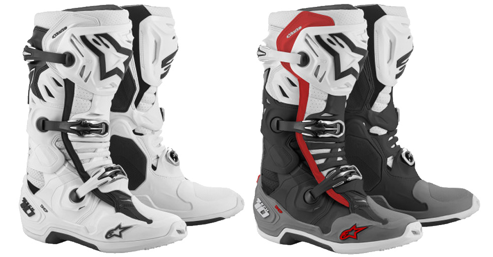 NEW Release | Alpinestars Tech 10 Supervented Boots