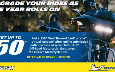 Michelin USA October Promotion